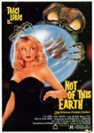 Not of This Earth poster