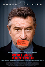 What Just Happened Poster